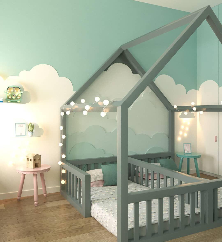 #kidsroom #kidsrooms #kidsdecor #kidsroomdecor #kidsinterior #kidsdesign#childrensroom  #baby #babydecor #babyroom #inte... #ikeakinderzimmer
