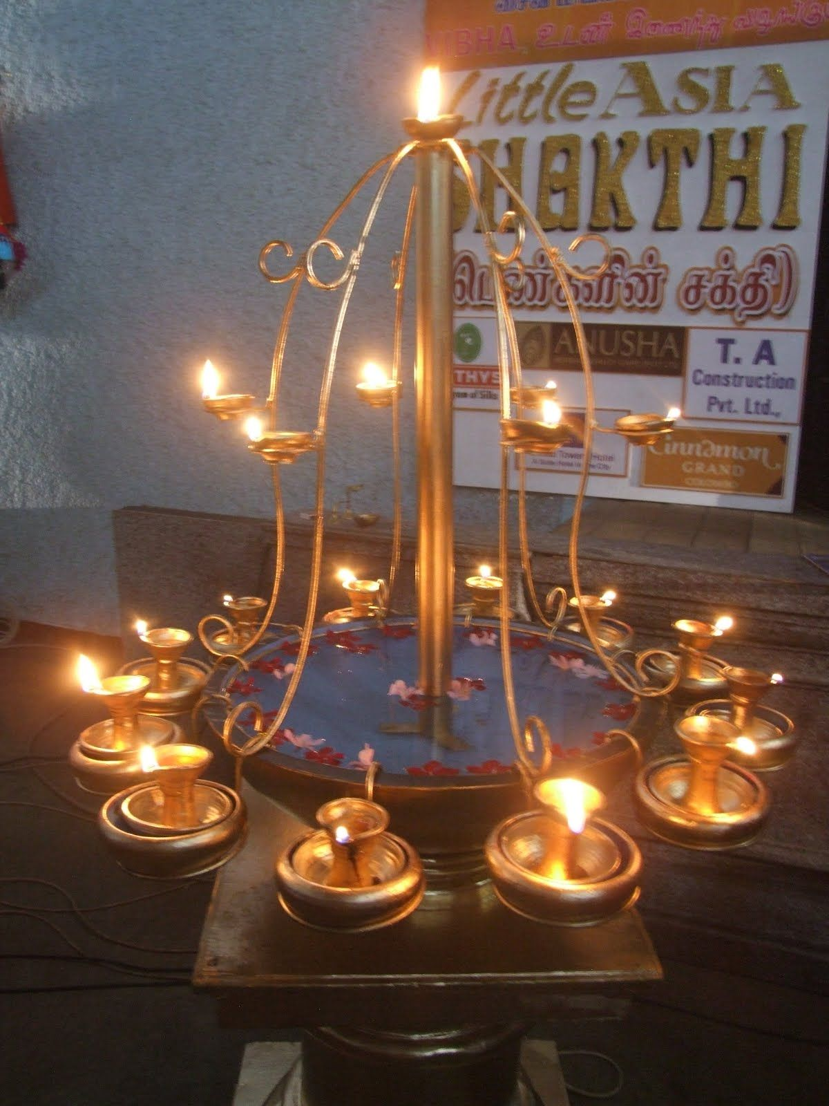 Oil Lamp Decorates The Event cakepins.com | Wedding Ideas ... for Natural Oil Lamp Decorations  186ref