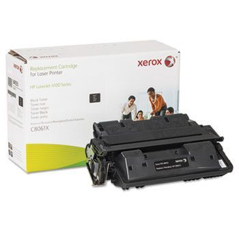 6r933 Compatible Remanufactured High-Yield Toner, 10800 Page-Yield, Black
