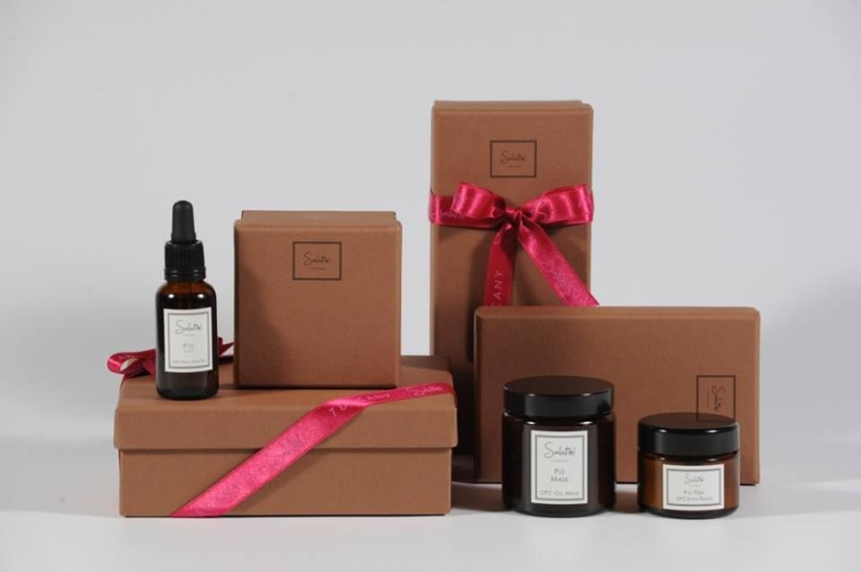 Vielleicht unser wundervolles Organic Skin Oil Più de Oliva oder Più Mask oder Più Peel... www.salutini.de