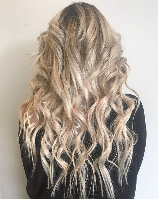 The Best Type Of Hair Extensions Hairextensions Hair Extensions