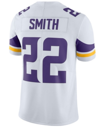 new concept 697eb 557f8 Nike Men's Harrison Smith Minnesota Vikings Vapor ...
