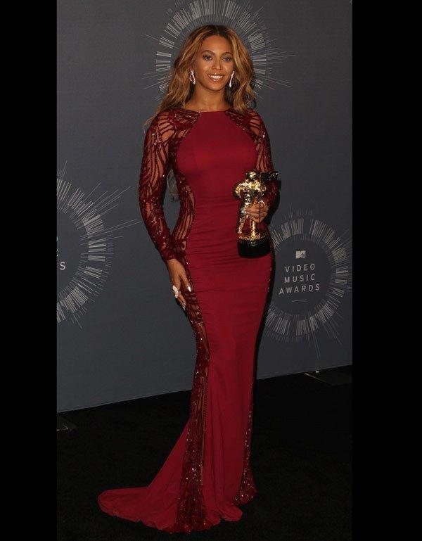 VMA Fashion 2014 — Best Dressed On The MTV VMAs Red Carpet ...
