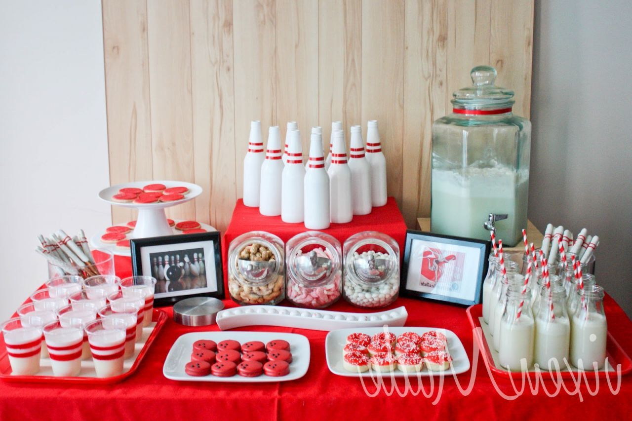 50s themed sweet table - Google Search