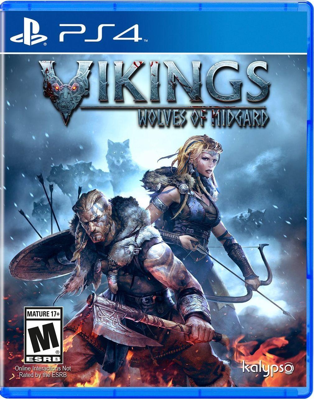 Vikings Wolves of Midgard God of war, Kratos god of war