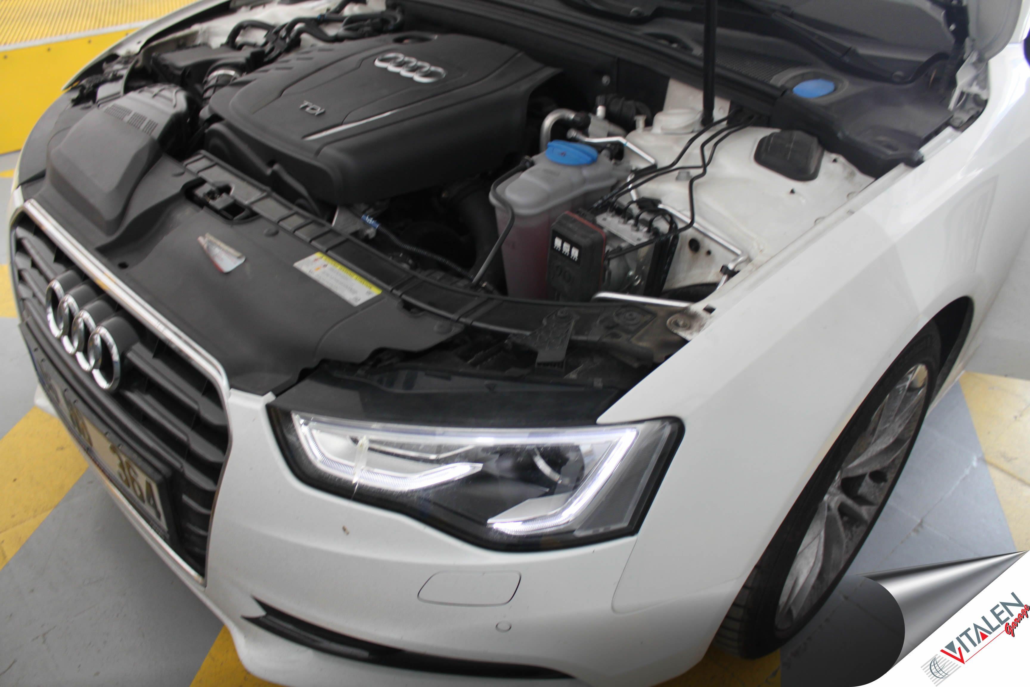 Audi A5 araç sahibi, aracının tepkimesini arttırmak için Pedal Commander, beygirini arttırmak için ise Chiptuning06 uygulamasını seçti. / Pedal Commander is a throttle position controller it helps your engine response faster and your can car accelerate faster.Up to 30% more HP and up to 25% more torque, Up to 15% less fuel consumption.