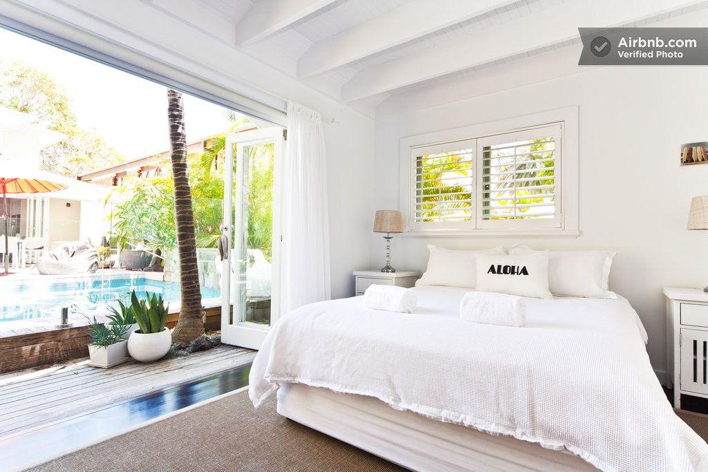 Poolside cabana in Palm Beach Home decor, Beach cabin