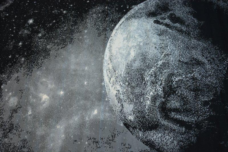 Dywany Luszczow Flash 160x225 Kosmos Ksiezyc B263 7461643122 Oficjalne Archiwum Allegro Celestial Moon