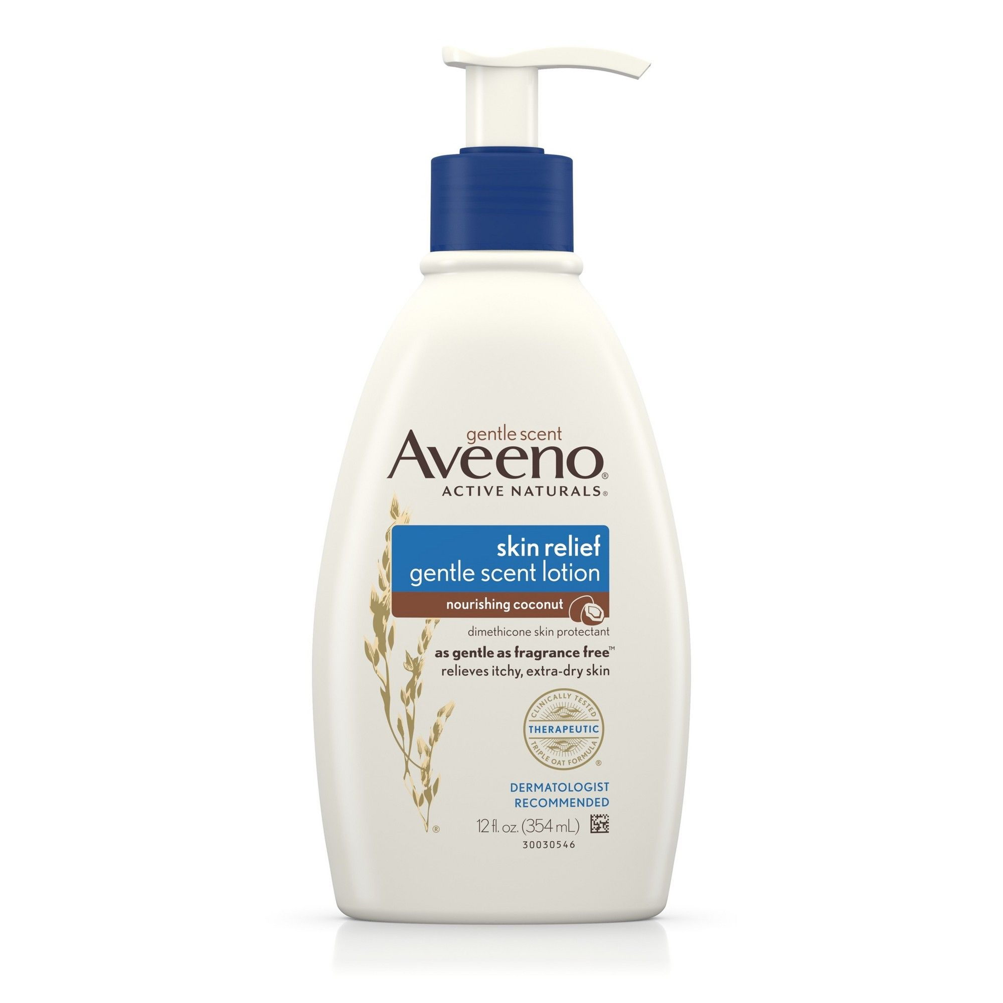 Aveeno Skin Relief Gentle Scent Lotion For Extra Dry Skin