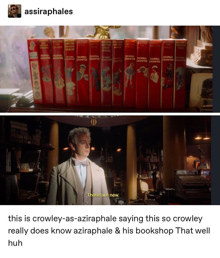 Pin By Maya On Good Omens Good Omens Book Movies And Tv Shows Book Fandoms