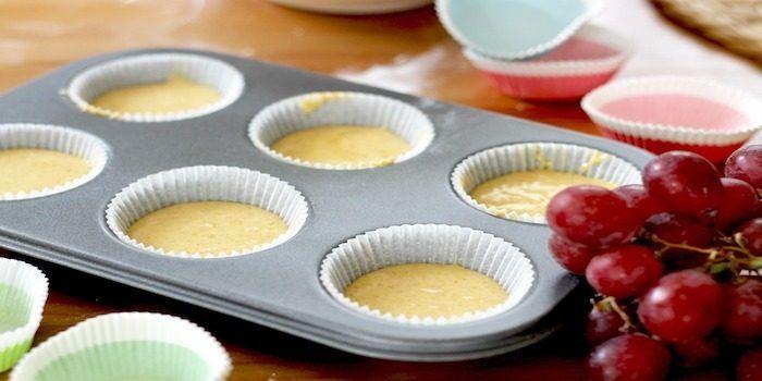 Herbstliche Kürbis-Muffins ohne Rübenzucker