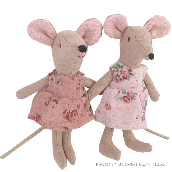My Sweet Muffin - Maileg Clown Mouse-- website I need to use to get these