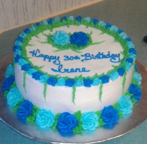 Happy Birthday Irene Birthday Cakes Pinterest Birthday cakes