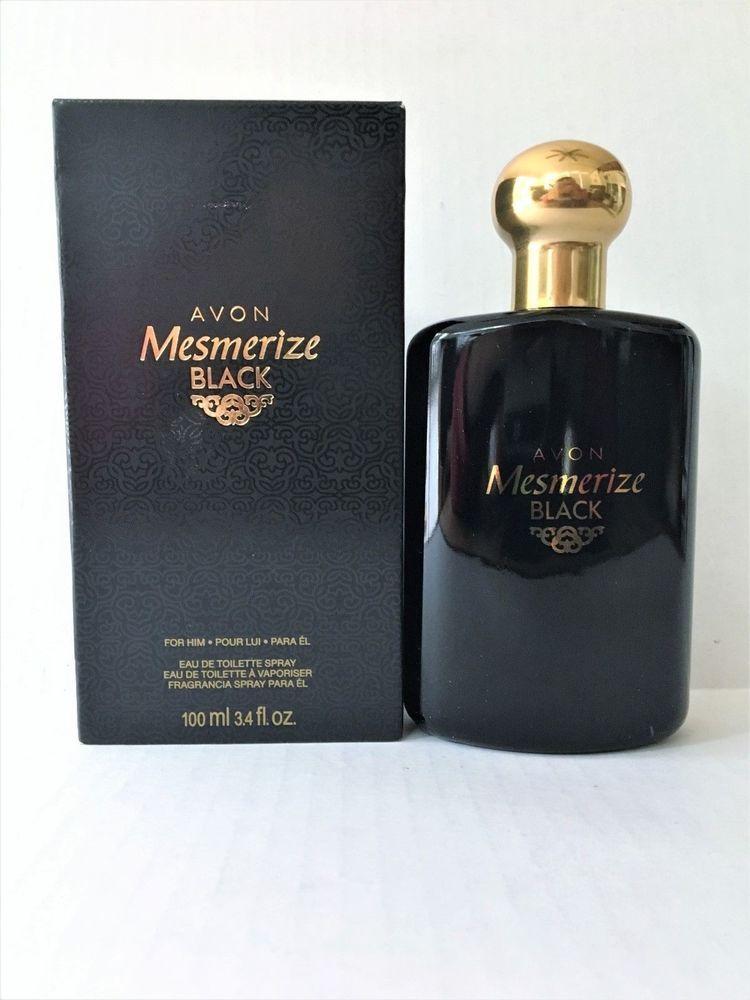 avon mesmerize black цена