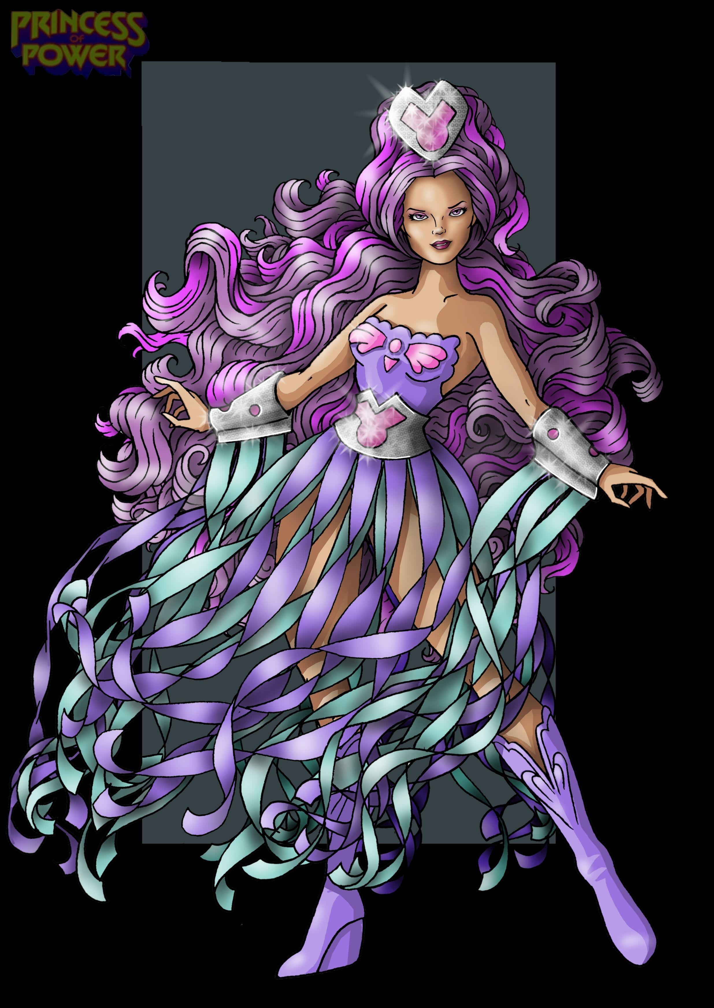 Spinnerella   She-Ra ~ Princess of Power   Pinterest   Marcos negros ...