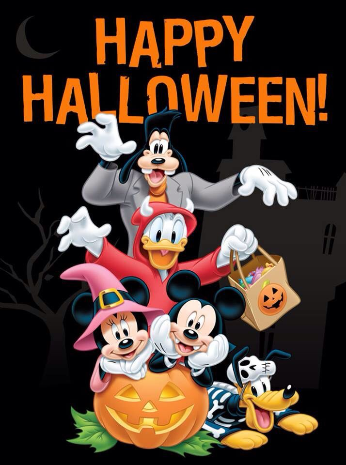 Cute Disney Happy Halloween Quote Disney Halloween Halloween Quotes  Halloween Quote Disney Halloween Halloween Countdown Halloween Quotes For  Facebook ...