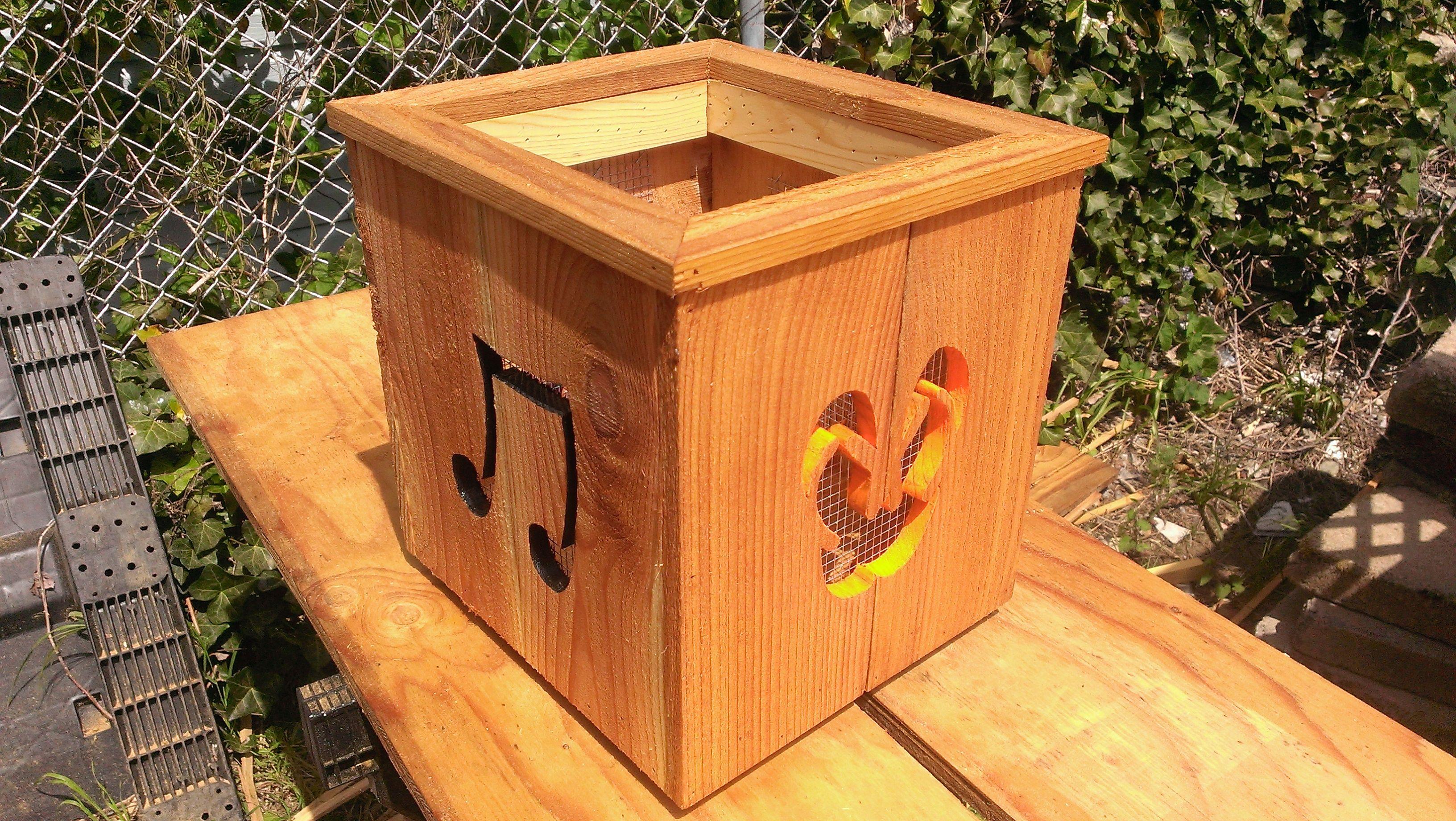 Memorial Box Made For Sara Barrett