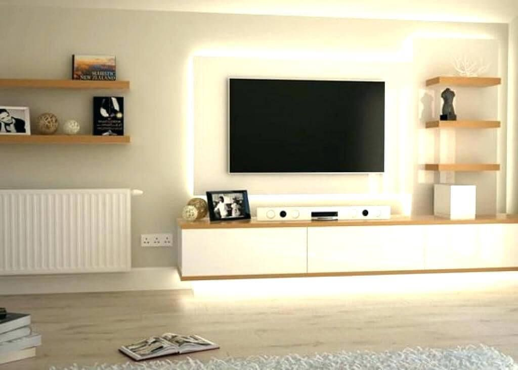 Top 50 Modern Tv Stand Design Ideas For 2020 Engineering Discoveries Built In Tv Wall Unit Wall Tv Unit Design Modern Tv Wall Units
