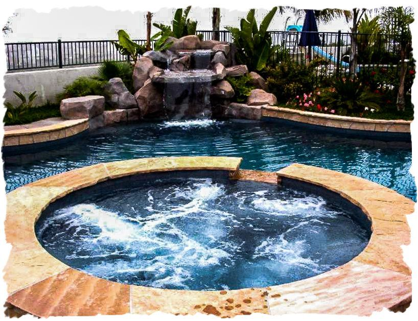 above groun hot tub - Google Search