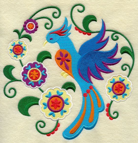 Image Result For Traditional Mexican Embroidery Patterns