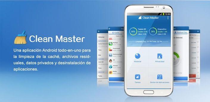 Clean Master (Boost & AppLock) v6 10 8 Free UP - Apk Mod Download