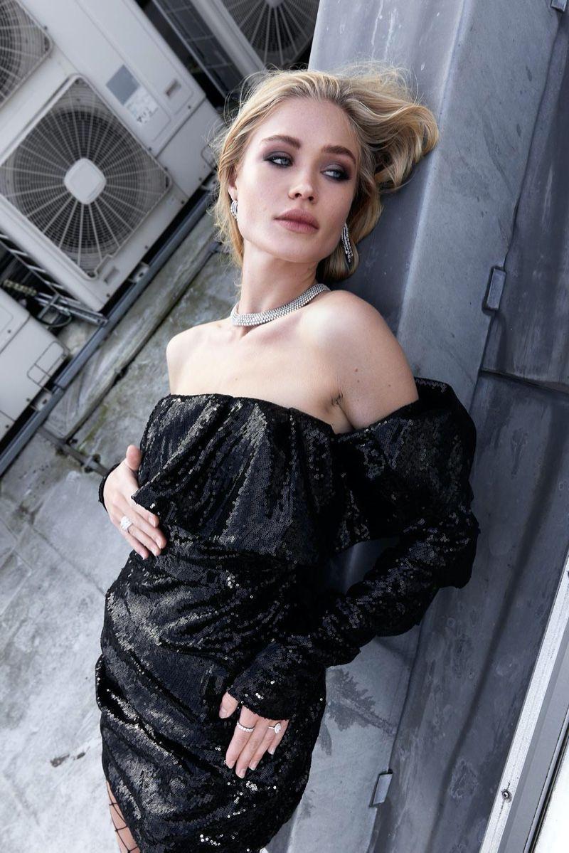 Photo of Camilla Christensen Shines for the Pages of Rox Magazine –  Camilla Christensen …