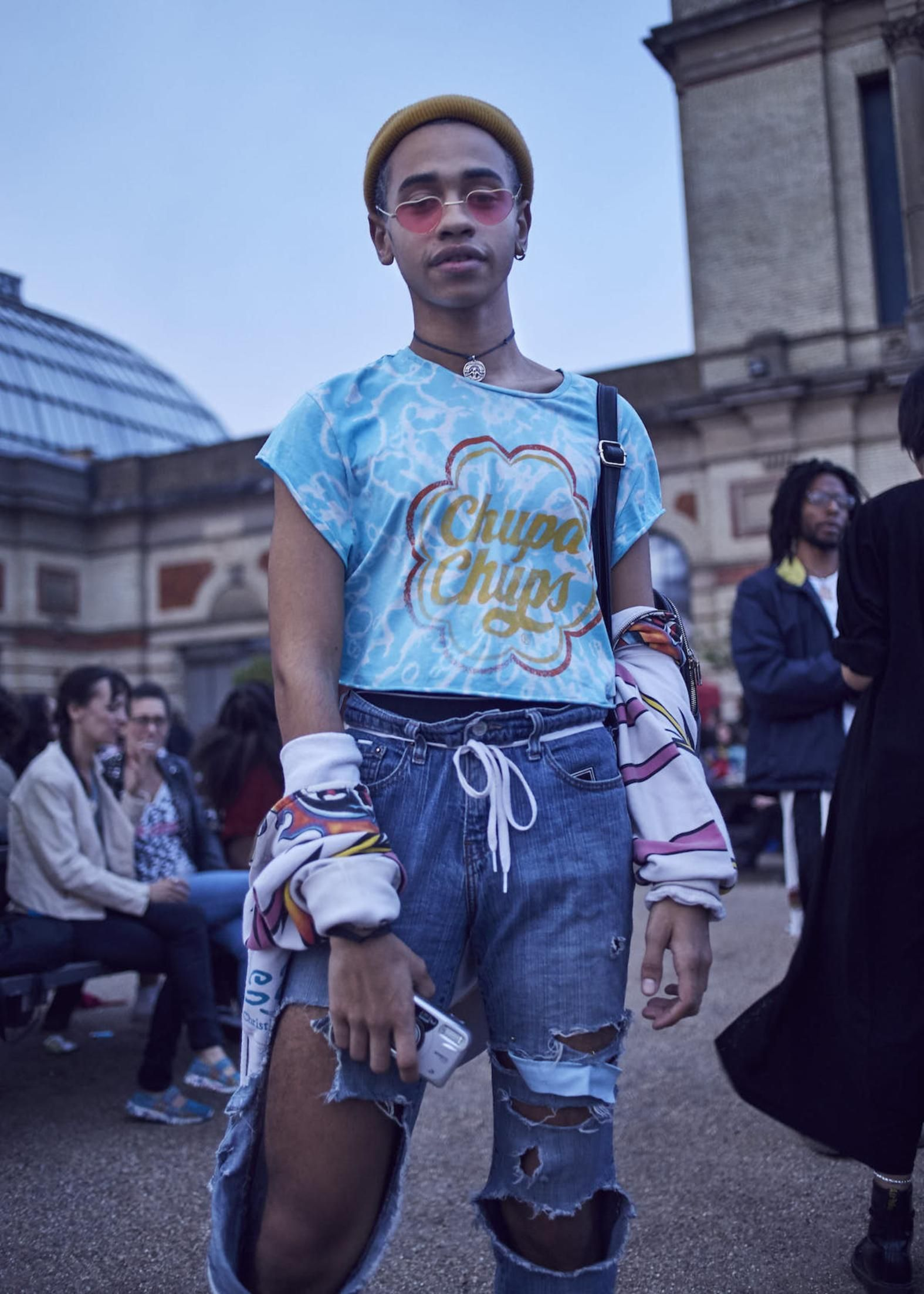 Photos of the colourful joy on display at afropunk fest london