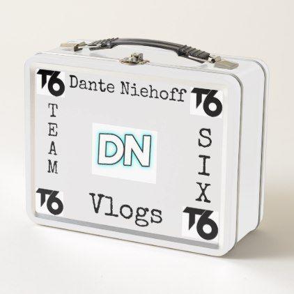 (T6) Dante Niehoff Vlogs lunchbox #1 - kitchen gifts diy ...