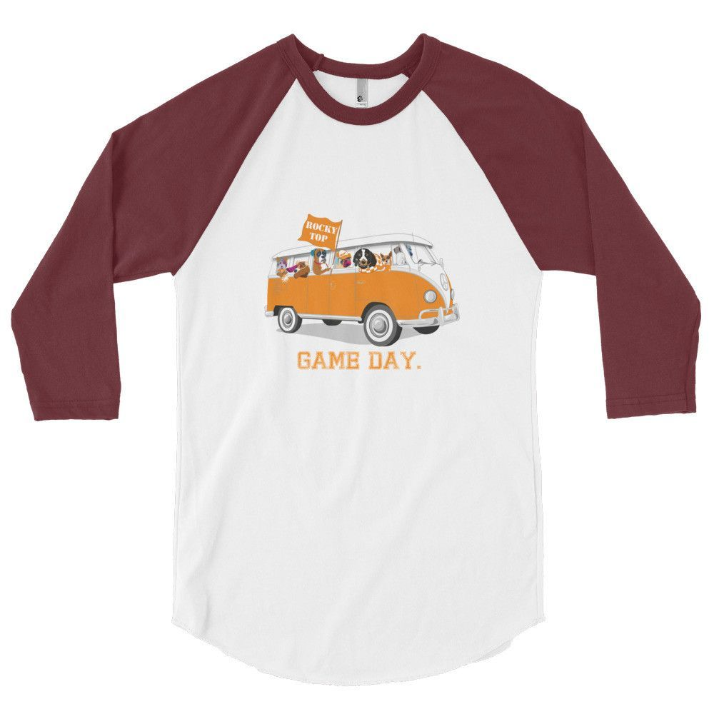 Tennessee Rocky Top Game Day tshirt