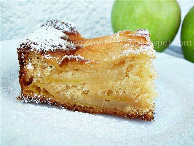 Torta di mele extra leggera, ricetta Petitchef