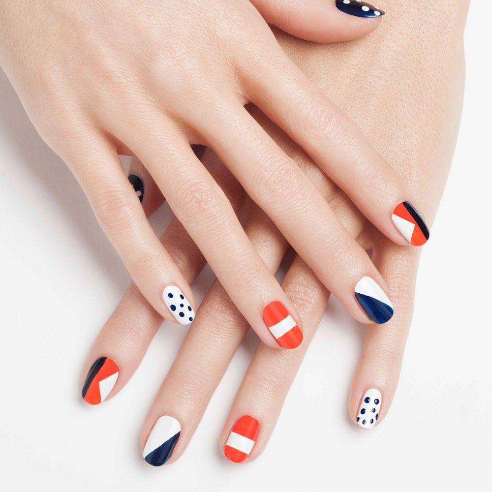 Más de 45 ideas de decoración de uñas 2016   Decoración de Uñas - Manicura y Nail Art