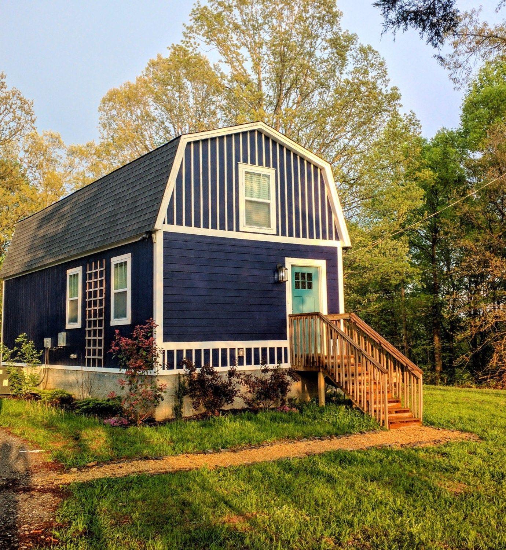 Jason S Tiny Barn Cabin With Land Near Nashville Tn For Sale Small House Design Cabin Tiny House Interior