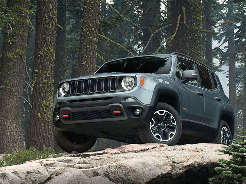 Best Jeep Renegade 4 Wheel Drive