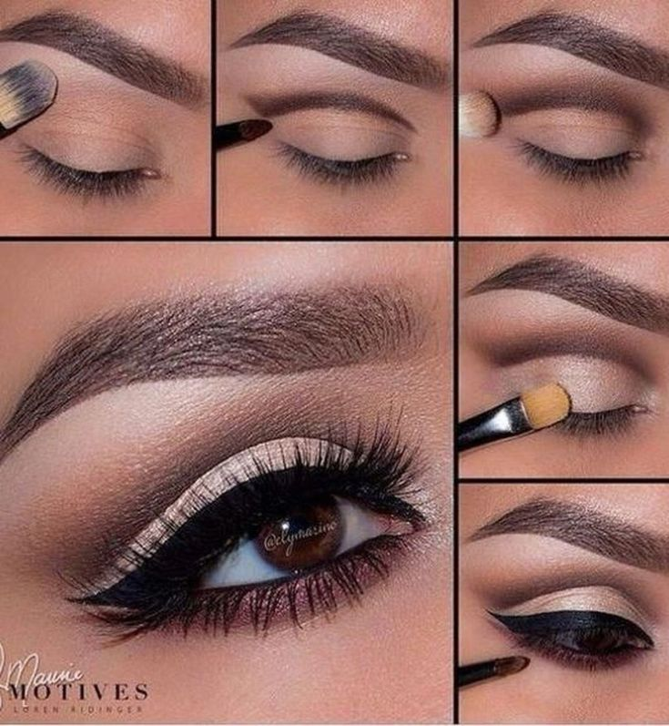 Easy Eye Makeup Tutorials Ideas For Beginners To Try 26