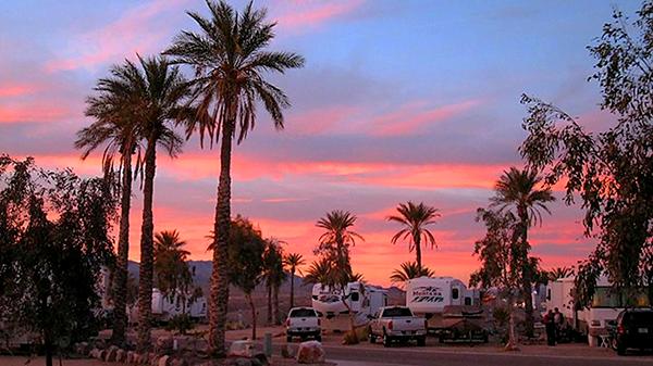 Silver View Rv Resort At Bullhead City Arizona United States Passport America Discount Camping Club Camping Locations