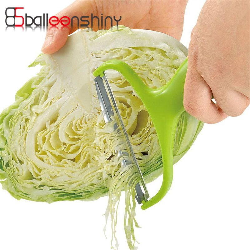 Stainless Steel Cabbage Slicer Vegetables Graters Wide Mouth Fruit