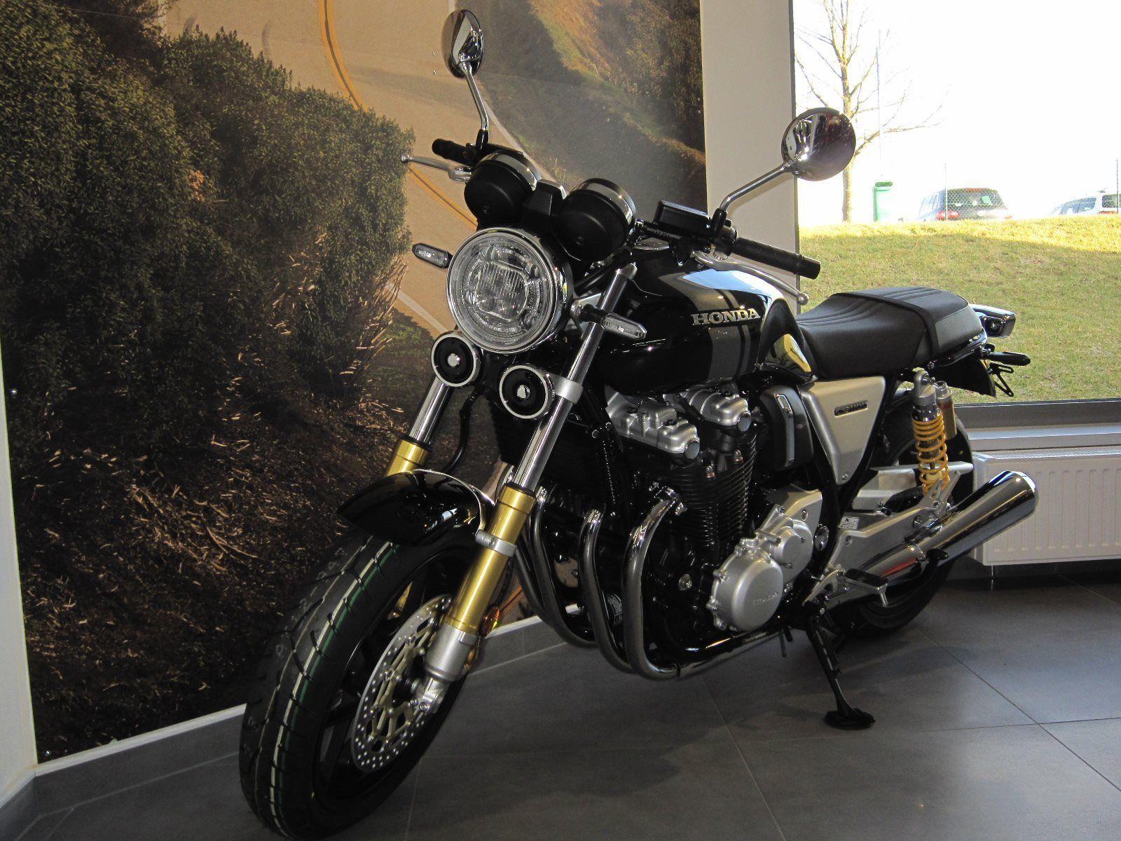 Honda Cb 1100 Rs Als Bike In Oelsnitz