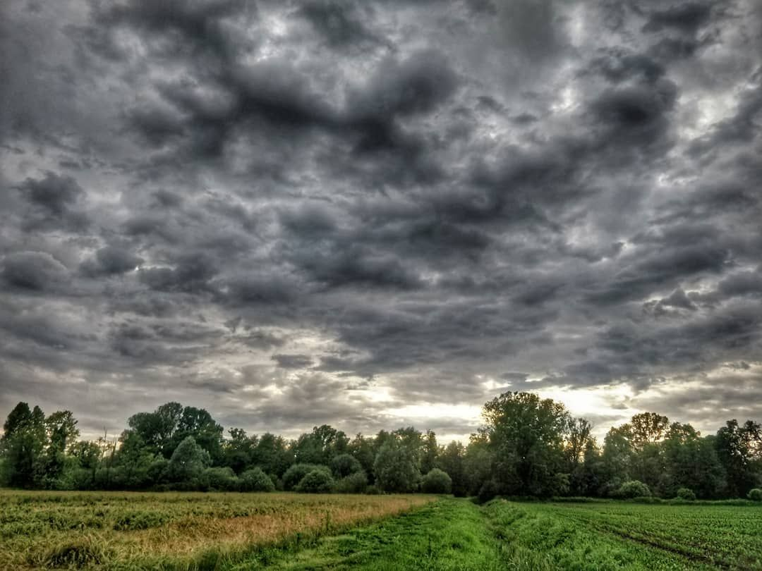 Sky Cloud Hdr Naturallandscape Nature Green Grass Naturalenvironment Ruralarea Atmosphere Pasture Meadow Grassland H Grassland Landscape Instagram Nature grass field sky clouds horizon