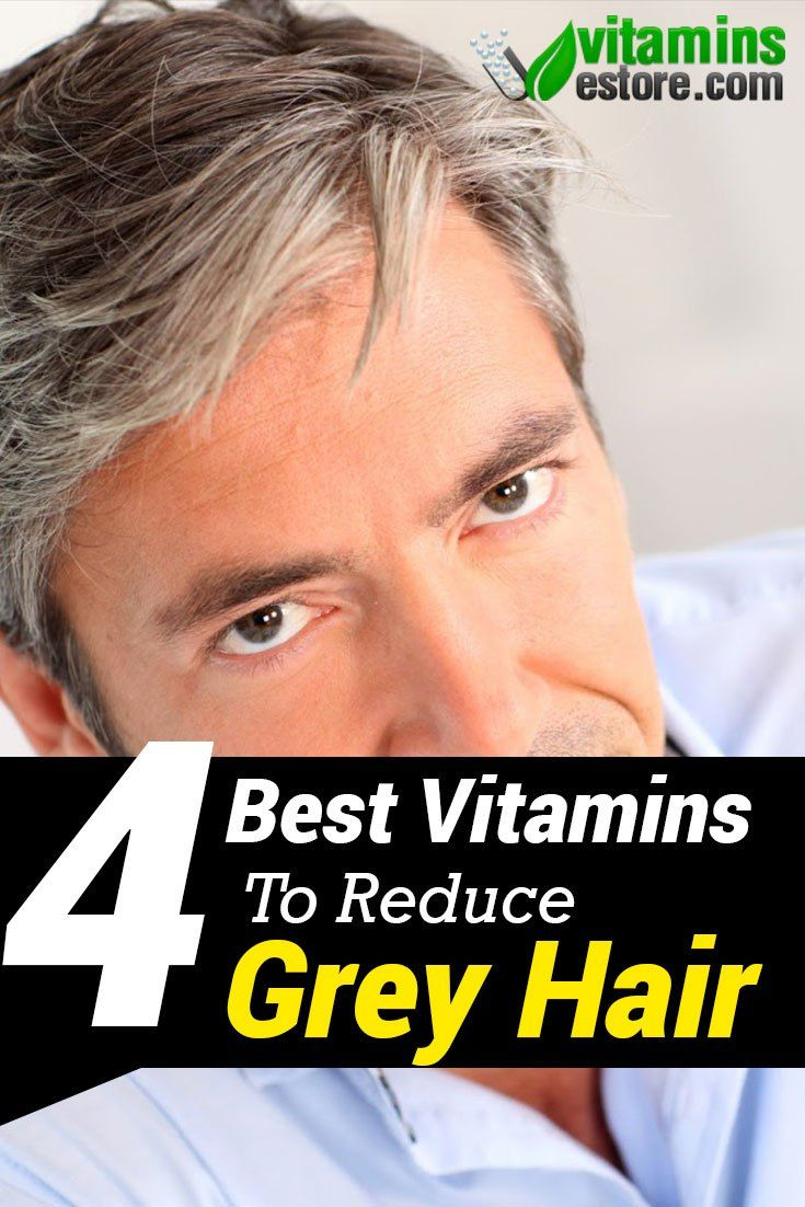 4-best-vitamins-to-reduce-grey-hair | Anti aging in 2019