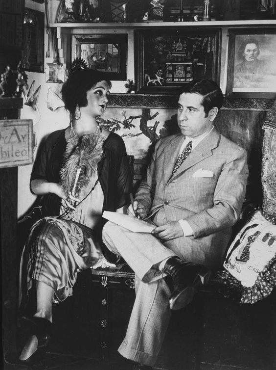 Gómez de La Serna. 1940.