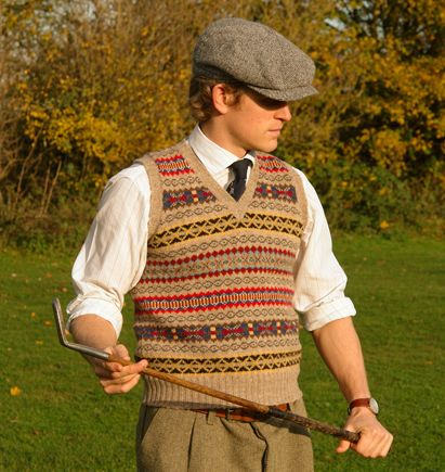 Oldfield-clothing-Hawkesbur | Tweed | Pinterest | Fair isles ...