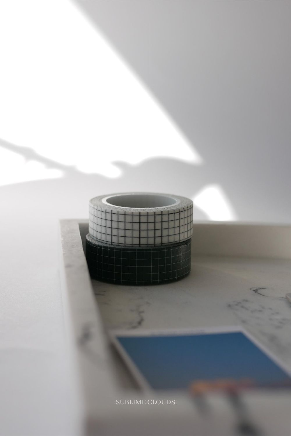 Grid Washi Tape Grid Decorative Tape Bullet Journal Etsy In 2020 Washi Tape Japanese Stationery Bullet Journal Accessories