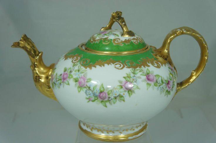 french teapots | Vintage French Teapot