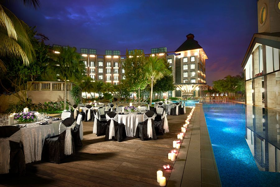 Wedding Venues That Wow At Resorts World Sentosa