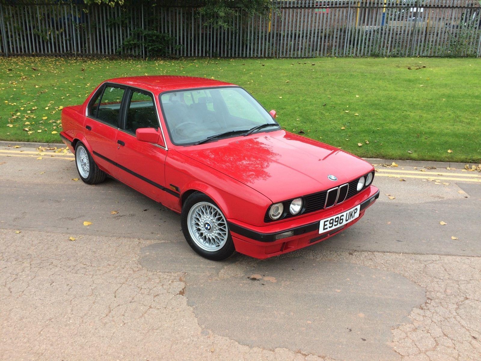eBay: 1987 BMW E30 2.8 M52 CONVERTED FAST ROAD DRIFT CAR SLEEPER ...