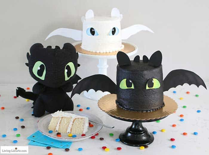 Photo of How to Train Your Dragon Cake Recipe