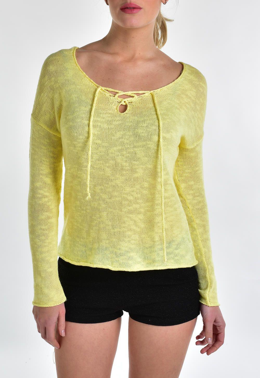 043a39d663f5 Sweater acordonado - varios colores - venta online - indumentaria ...