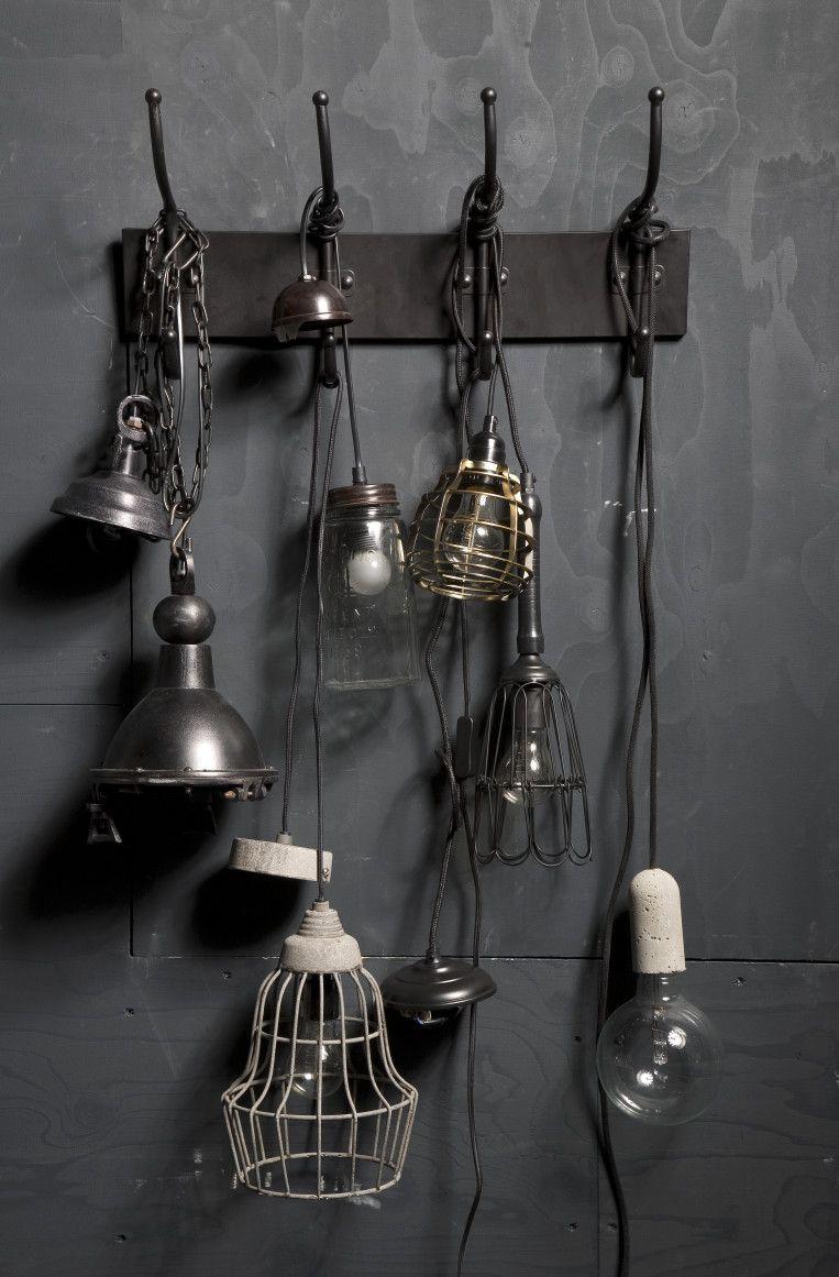 25 beste idee n over lampen loods 5 op pinterest lampen for Collectione lampen