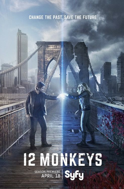 12 Monkeys Season 4 Subtitles 12 Monkeys Monkey Tv Series
