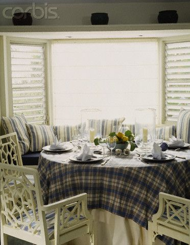 Kitchen Table Ideas For Bay Windows
